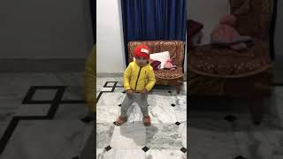 Nitya - her first dance like a pro, kid star