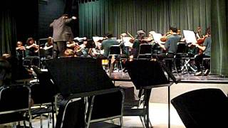 Sinfonia in D Major - Glenridge Middle School - June 2011