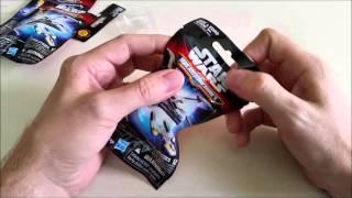Star Wars The Force Awakens Micro Machines Blind Bag Opening 3