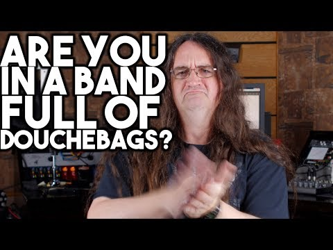 ARE YOU in a BAND full of DOUCHEBAGS?   Spectre VC
