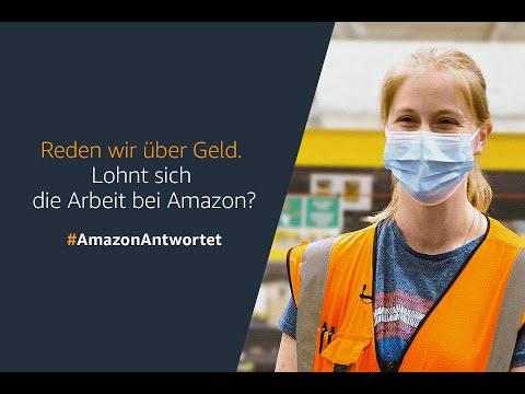 Amazon antwortet 2021: Lohnt sich die Arbeit bei Amazon?