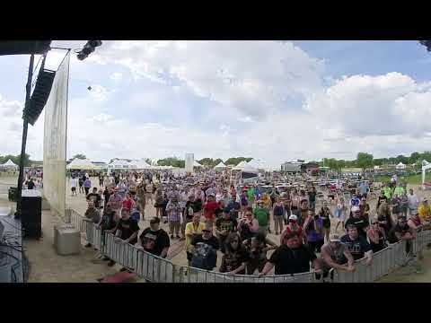 Our view from Bratfest 2018! (Complete Control)