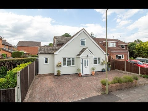 A Four Bedroom Chalet Bungalow For Sale in Fleet