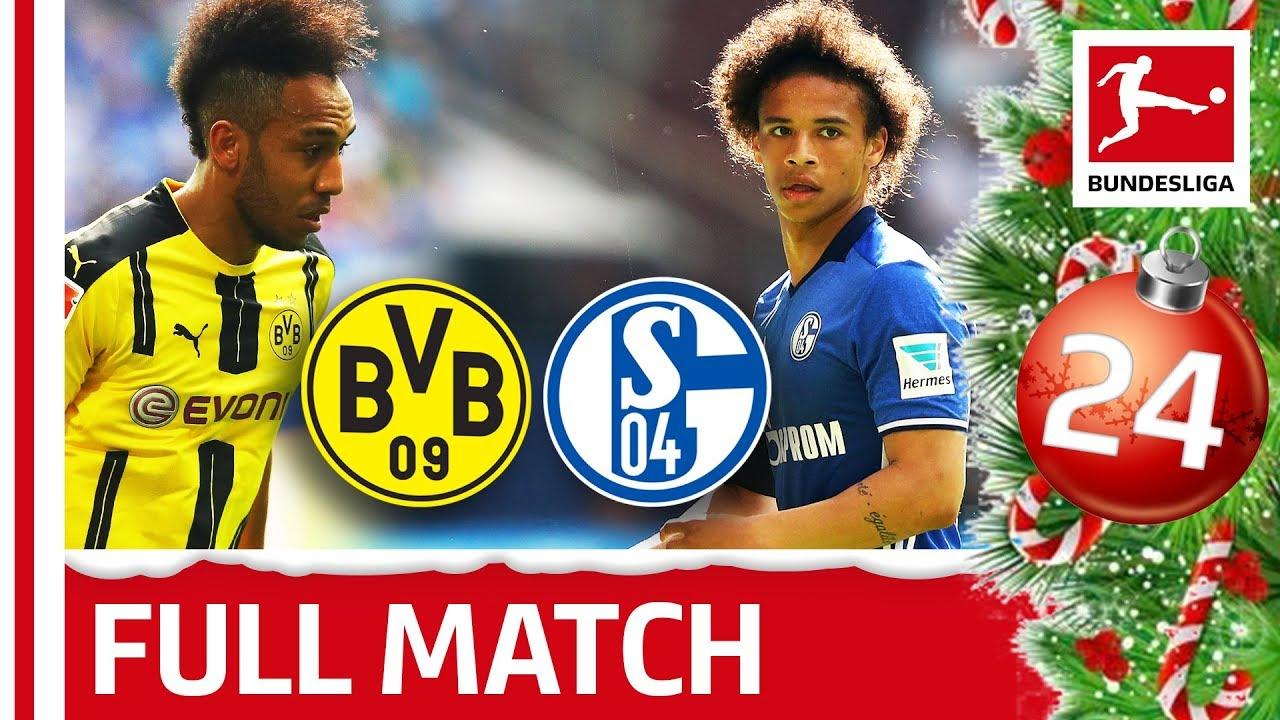 Download Dortmund vs. Schalke - Full Bundesliga Match 2015/16 - Bundesliga 2018 Advent Calendar 24