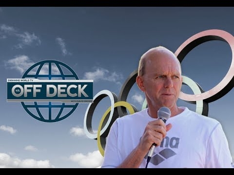 Off Deck -- Rowdy Gaines on New Olympic Events