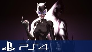 Injustice Gods Among Us PS4 - Multiplayer Battles (Injustice Ultimate Edition Gameplay PS4 1080p HD)