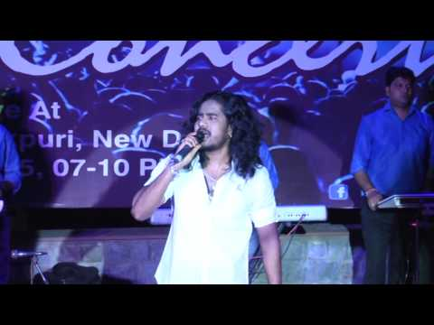 """""""Awara"""" live by Tyson Paul, at the Concert in New Delhi, June 20, 2015"""