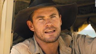 Chris Hemsworth talks