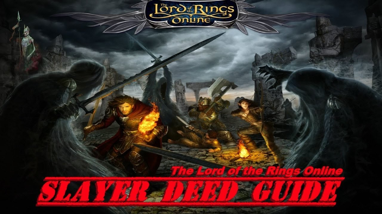 Lotro Evendim Slayer Deeds Virtual World Chronicles