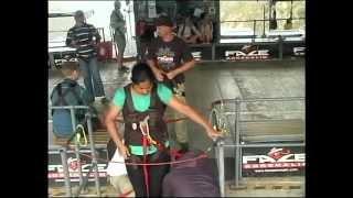 Shalini - World's Highest Bungy Jump