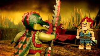 LEGO Chima S01 E03 The Warrior Within