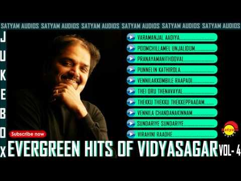 Evergreen Malayalam Hits of Vidyasagar Vol - 4 Audio Jukebox