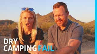 SEDONA DIDN'T GO AS PLANNED | EP 99 with RV TIPS
