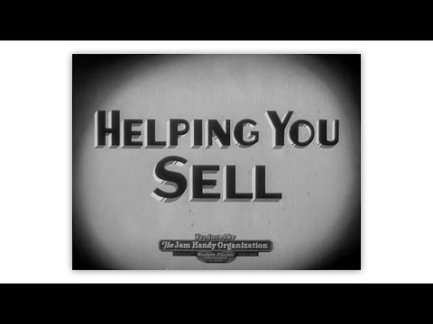 "Direct Mass Selling's "" Helping You Sell"" (1937)"