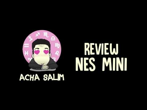 NES Classic Edition (aka NES Mini) Review By Acha Salim (Bahasa Indonesia)