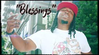 "Christian Rap | Torrance Rudd ""Blessings"" Feat. Double-ATL | Christian Hip Hop Music Video"