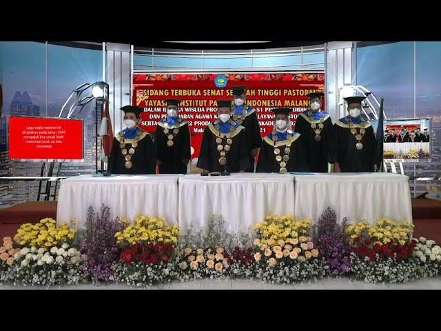 WISUDA ONLINE STP-IPI MALANG 2021