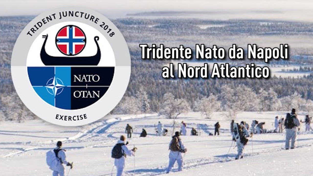 L'Arte della Guerra - Tridente Nato da Napoli al Nord Atlantico (IT/EN/RO/PT/FR/DE/SP)