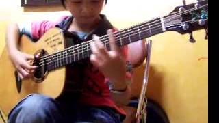 Tango   Sungha Jung 2nd time) Acoustic Tabs Guitar Pro 6