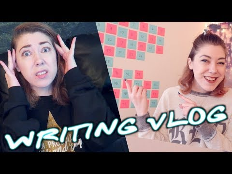 I'VE MADE A TERRIBLE MISTAKE | weekly writing vlog ep 7