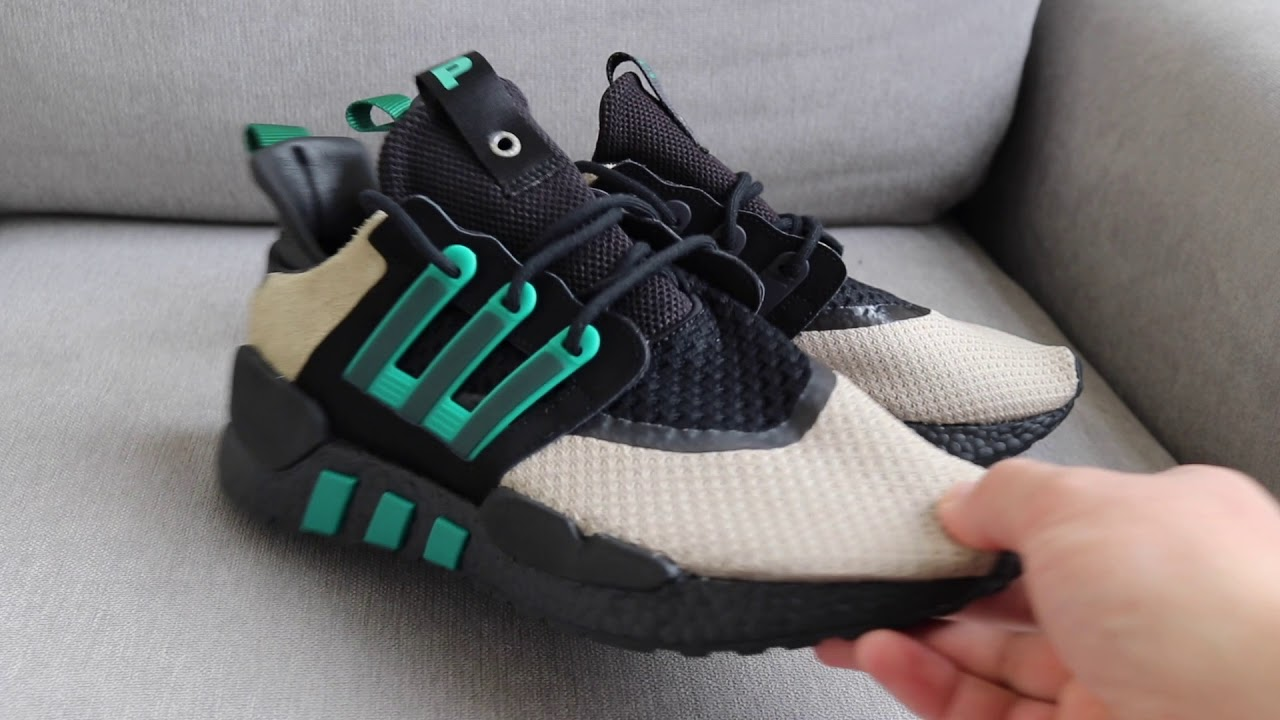 new styles cf54f f914d Adidas EQT 91/18 Packer: Sneaker Review