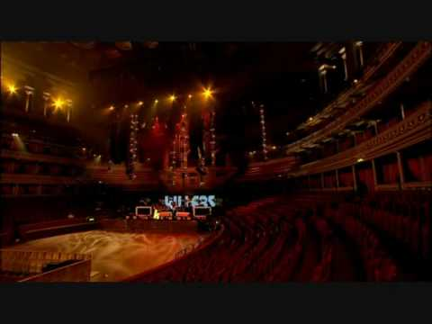 The Killers Live from the Royal Albert Hall DVD