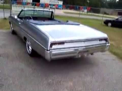 1967 Pontiac Catalina For Sale >> 1967 Pontiac Catalina FOR SALE!! - YouTube