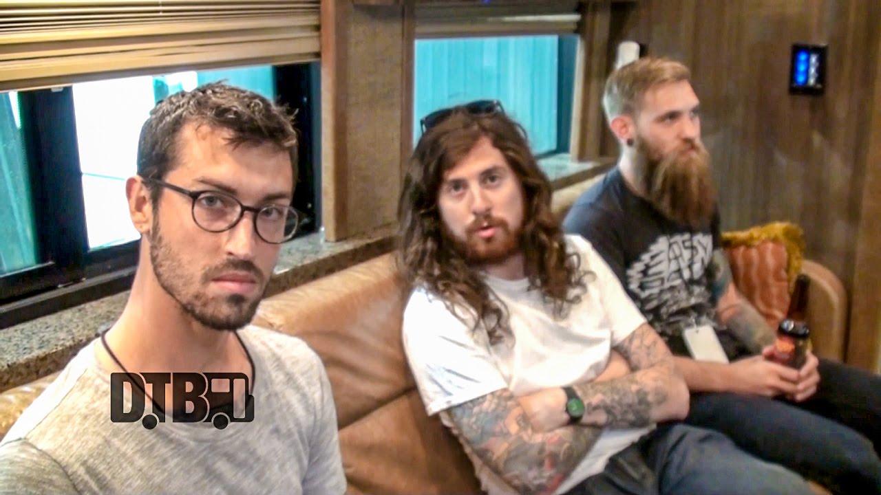 The Devil Wears Prada - TOUR PRANKS Ep. 121 [Mayhem Edition 2015]