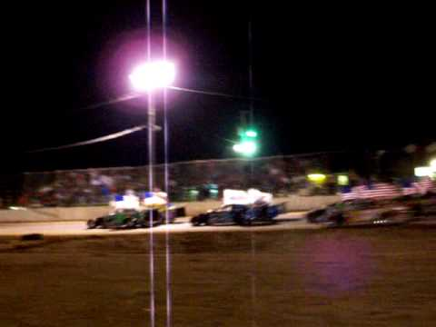 Hughes Double Downs @ Usmts event @ West Siloam Speedway!