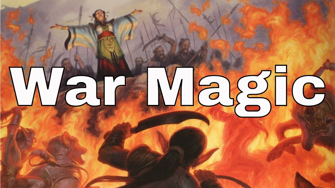 Xanathar's Guide to War Magic for the Wizard: D&D (5e)