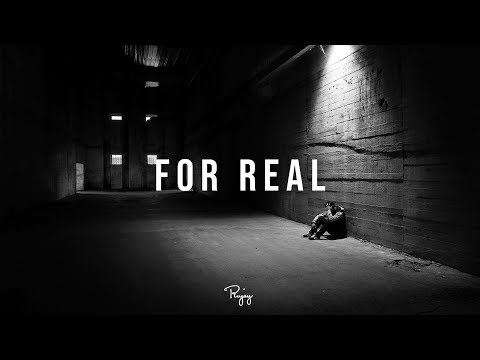 """For Real"" - Dark Bass Trap Beat 