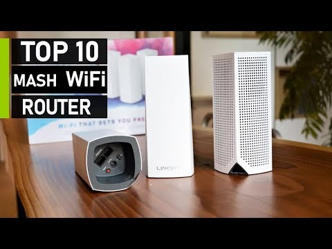 Top 10 Best WIFI Mesh Routers for Home & Office