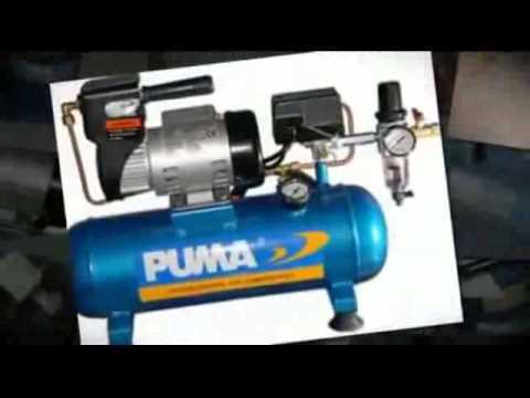 Máy bơm hơi - máy nén khí Puma PK20100 công suất 2Hp