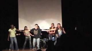 csca 2010 freshmen lip sync