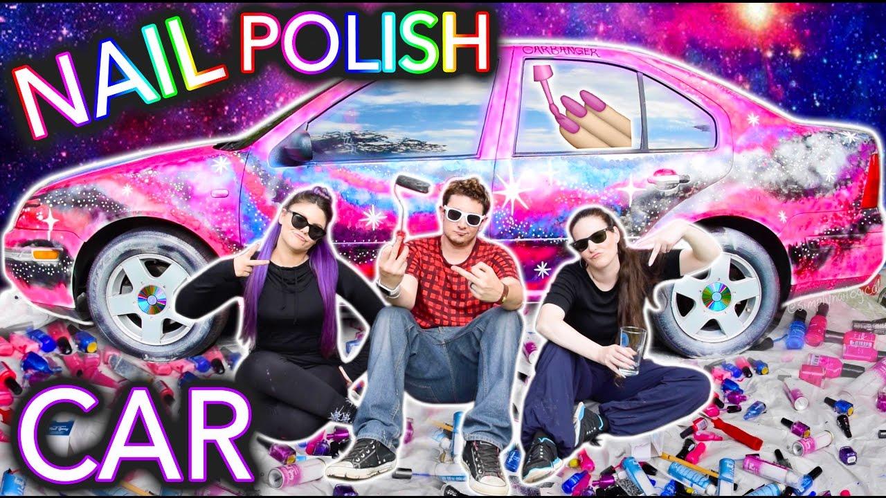 How To Polish Car Paint Youtube