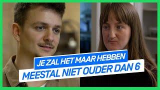 Het broertje van Lisa redde haar leven | Je Zal Het Maar Hebben | NPO 3 TV