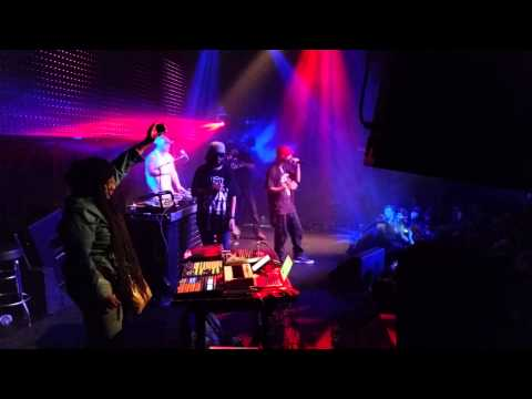 Souls of Mischief Cab Fare live @ Venue Night Club Vancouver BC