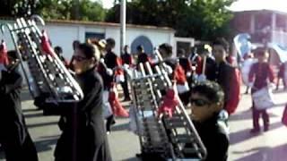 Banda Show Valles de Aragua - Desfile de Ferias Santa Rita 2009.