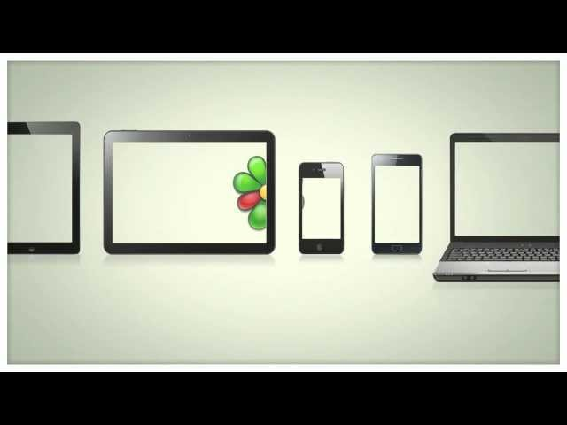ICQ  бесплатное общение с друзьями из ICQ