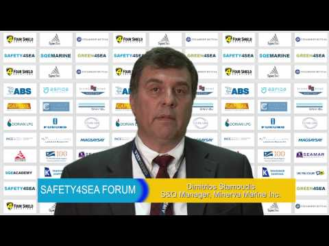 Shipping industry's biggest safety challenge up to 2020