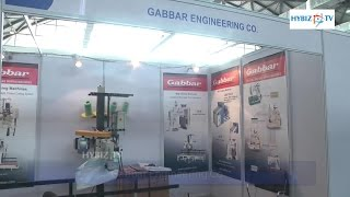 Industrial Sewing Machines Gabbar Engineering-PackPlus South 2016 - hybiz