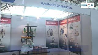 Industrial Sewing Machines Gabbar Engineering-PackPlus South 2016 - hybiz