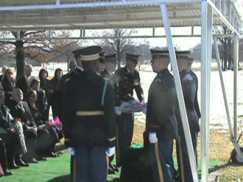 Chuck Hayward Arlington Funeral