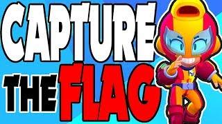 CAPTURE THE FLAG in BRAWL STARS!