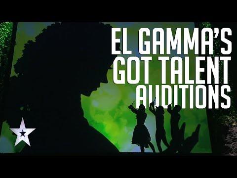Amazing Got Talent Winners El Gamma Penumbra Audition Journey & Performances | Asia's Got Talent