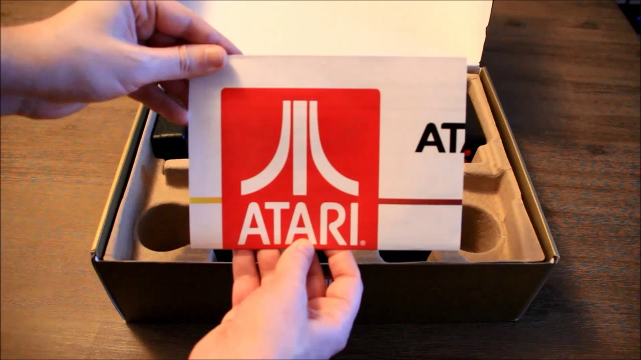 Atari Flashback 8 Gold Console Review Best Buy Blog