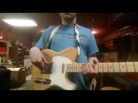 SX Furrian MN Ash NA Guitar review by Steven Shockley