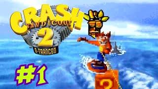 Crash Bandicoot 2: N-Tranced Walkthrough ITA Parte 1