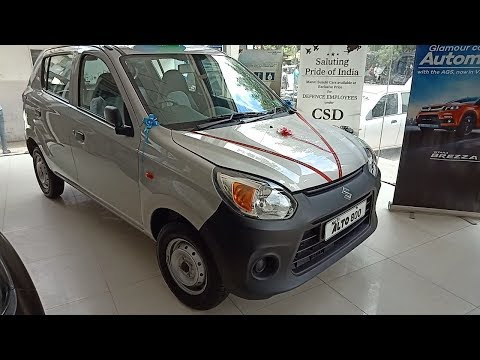 Maruti Alto STD Base Variant- Full Review.
