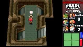 Pokémon Pearl Nuzlocke Part 24: The Mystery of the Unown